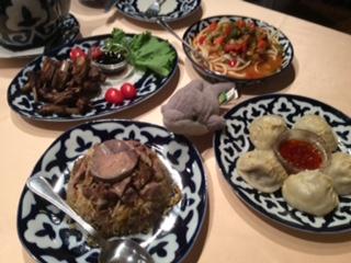 Almaty - Dinner