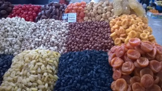 Almaty - Dried Fruit