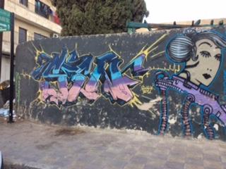 Amman - Graffiti