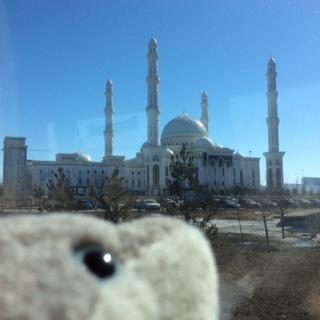 Astana - Dolphie w Mosque