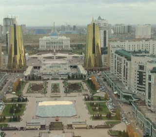 Astana - White House