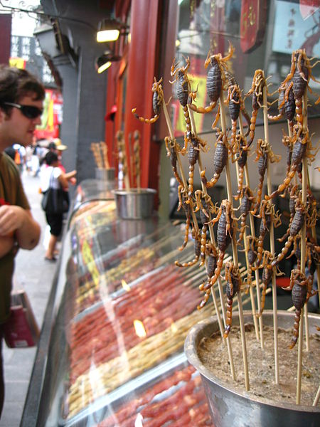 Scorpions_on_Wangfujing_Dajie_snack_street_in_Beijing