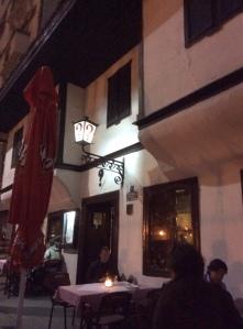 Oldest Cafe in Belgrade