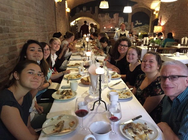 Siena Lunch 2