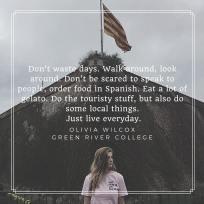 Olivia Quote